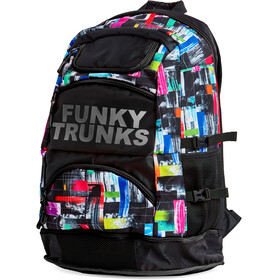 Funky Trunks Elite Squad - Sac à dos natation Homme - noir/Multicolore